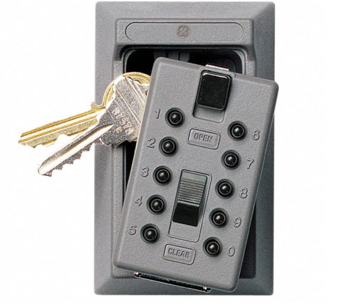 real estate lockbox