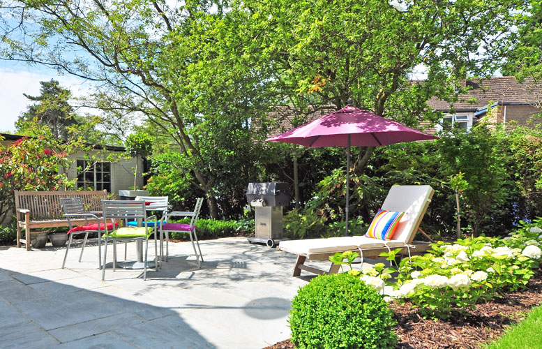 prepare your home for sale back yard